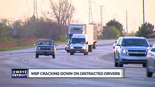 Michigan State Police cracking down on I-94 drivers