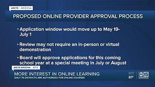 Schools working to establish online programs to prepare for next school year