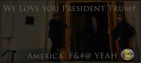 We Love President Trump