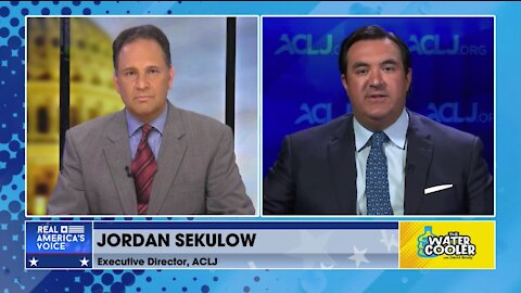 Today: Jordan Sekulow on the Controversial Voting Bill and Filibuster