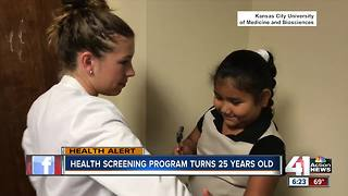 Group dedicated to children's health turns 25