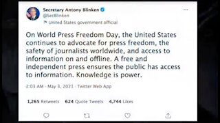 Freedom = Censorship?