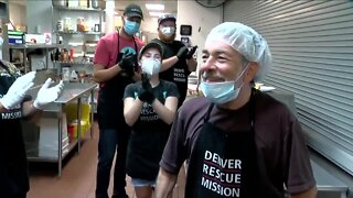 Denver7 Everyday Hero overcomes adversity to serve people experiencing homelessness