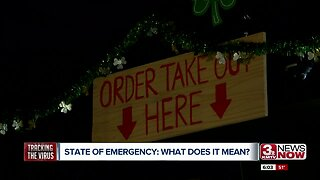 State of Emergency Breakdown