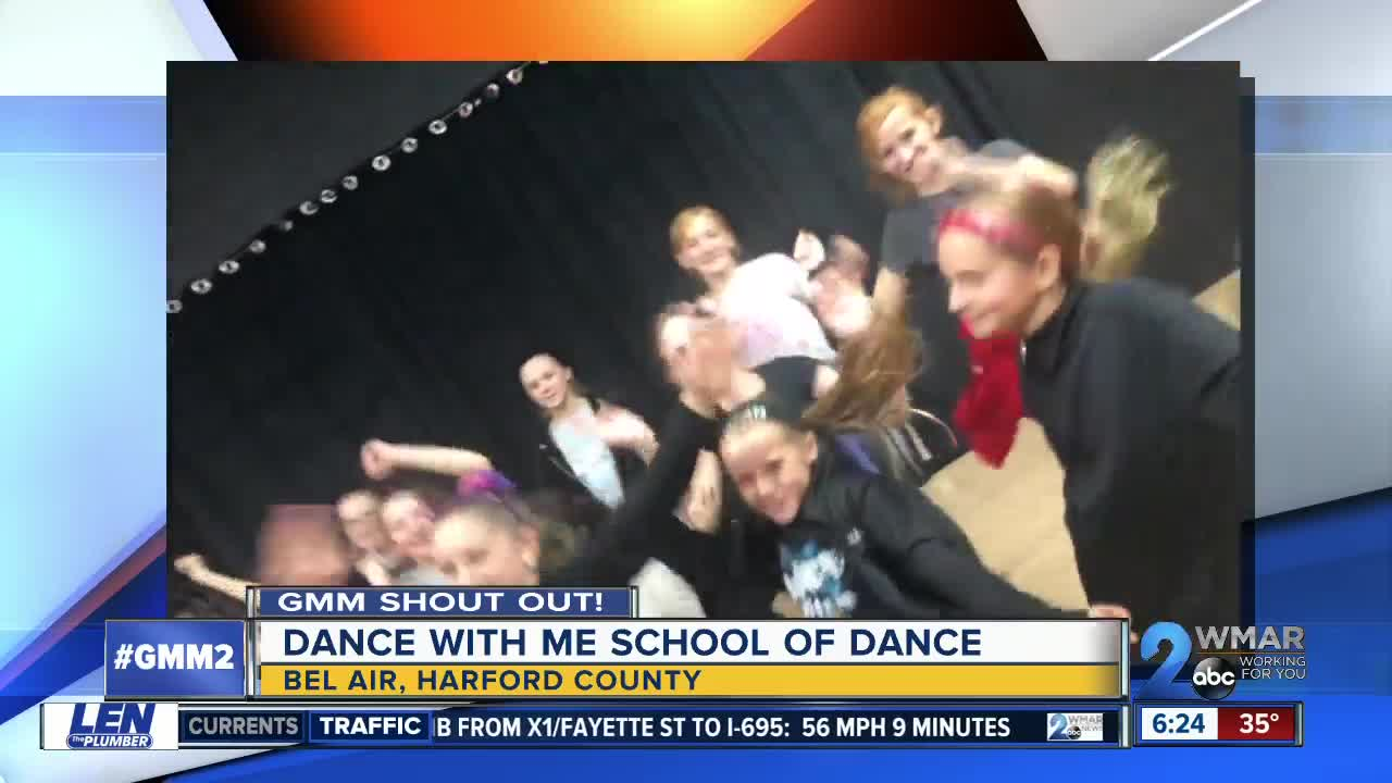 Good Morning from the Dance with Me School of Dance