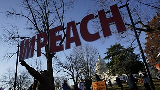 House Votes To Impeach President Trump