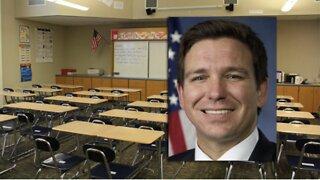 Gov. DeSantis wants to raise minimum salary for teachers in Florida to $47,500