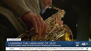Learning the language of jazz