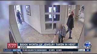 Three men steal $800K in jewelry from Aspen luxury hotel