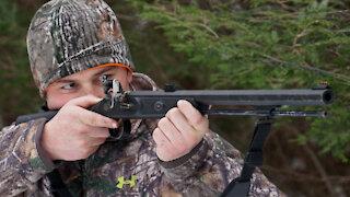 An INCREDIBLE Muzzleloader Deer Hunt! (MUST WATCH)