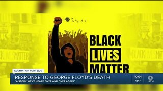 Why Black Lives Matter Tucson decided not to organize in-person protests for George Floyd