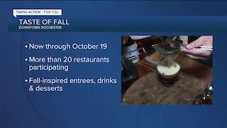 Rochester Taste Of Fall