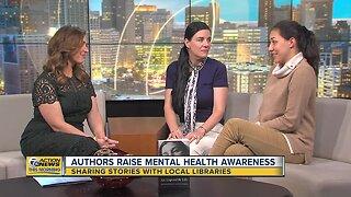 Authors tour nation to stop stigma of Mental Illness