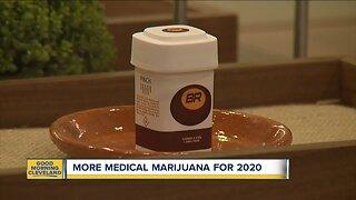 More medical marijuana for 2020