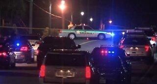 1 man killed, 1 injured in shooting near Lantana
