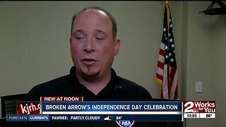 Broken Arrow's Independence day celebration