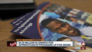 Governor DeSantis announces $1.75 million to expand apprenticeship programs