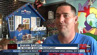 Local business owner receives kidney transplant