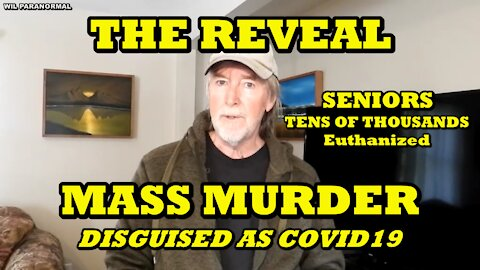 MASS MURDER IN THE UK AND AMERICA DISGUISED AS COVID19 - HERE'S THE PROOF AND CRIMINALS