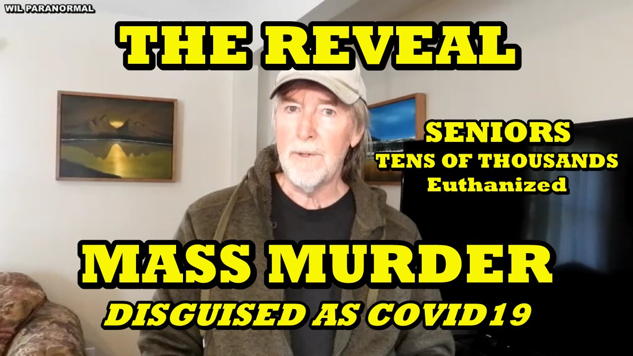 Mass Murder in the UK & America Disguised as COVID-19! Here's the Proof & Criminals! - Must Video