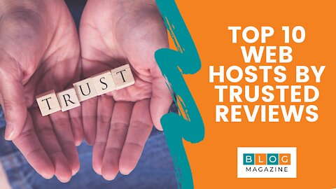 Best Web Hosting: Ranking by Trust: January 2021