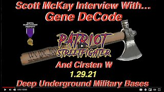Gene Decode #32 with ScottMcKay #PatriotStreetFighter