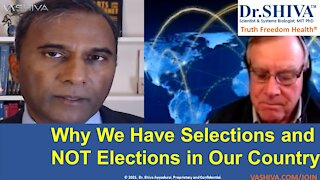 Why We Have Selections and NOT Elections in Our Country