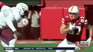 Nebraska football putting games together