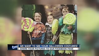 Viewers show off spooktacular Halloween costumes