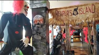 Spirit Halloween 2020: Reaper's Island