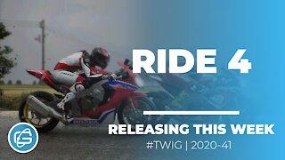 RIDE 4 - THIS WEEK IN GAMING /WEEK 41/2020