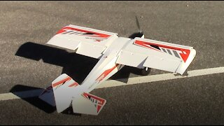 Night Timber RC Planes @ The Old Spahn Western Movie Ranch Location