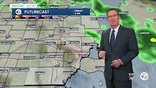 Rain and storms expected Thursday