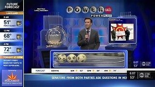 Winning $396.9 million Powerball ticket sold in Florida