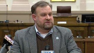 Mayor Cory Mason gives update on City of Racine system breach