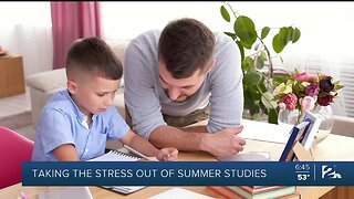 The Rebound Green Country: Taking the stress out of summer studies
