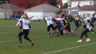 High School football kicks off under COVID-19 rules