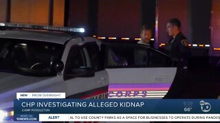 Woman claims man kidnapped her during date