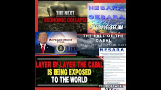 Coming Financial Collapse, Impeachment, Military Rule, Nessara