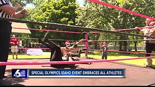 Special Olympics Idaho event embraces all athletes