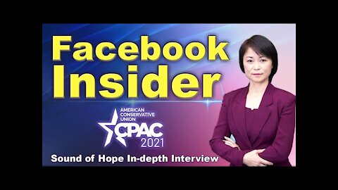 Facebook Insider Turned Undercover Journalist Now Author Tells Personal Accounts(CPAC Interview 7)