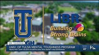 Mental toughness program aims to help first year college students