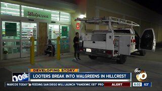 San Diego businesses try to protect themselves