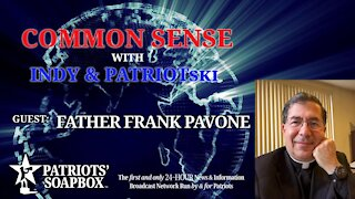 Ep. 362 Monday Rewind: Interview With Father Frank Pavone