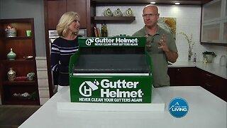 Gutter Helmet- The Leaves Are Falling