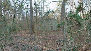 Cokesbury House - Abandoned