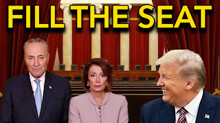 Trump and Republicans MUST Push to Fill RBG's Seat Immediately | Ram Reacts