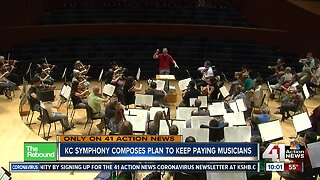 KC Symphony continues to pay musicians despite lost season