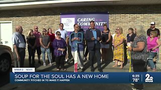 Soup4Soul Gets New Home