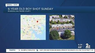 Neighbor discharges gun through wall striking sleeping 6-year-old